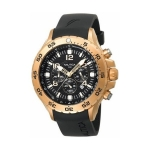 Nautica Men's N18523G NST Gold-Tone Stainless Steel Dress Watch