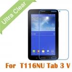 ฟิล์มแท็บเล็ต Samsung Galaxy Tab 3 V แบบใส