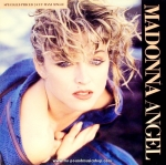 Madonna - Angel / Into The Groove