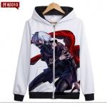 Preorder เสื้อกันหนาวฮู้ดมีซิป Tokyo Ghoul ver 4