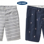 Old Navy Men's Slim-Fit Twill Shorts