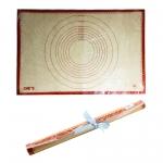 แผ่นรองรีดซิลิโคน silicone mat เข้าเตาอบได้ 60x40 cm