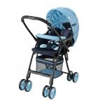 รถเข็นเด็ก Aprica รุ่น Flyle BL สีฟ้า