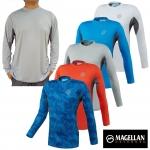 Magellan Outdoors Men's Long Sleeve Performance T-shirt