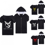 Preorder เสื้อ Hood แขนสั้น POKEMON 3 แบบ