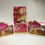 ซื้อ 2 แถม 1 ครีมทาหัวนม ดร.ซูซาน Dr.Susan Extra Pink Nipple Cream BHA & Nano Q10 Co-enzyme