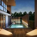 ขาย/ เช่า คอนโด แบงค์คอก เฟ'ลิซ กรุงธนบุรี( Bangkok Feliz Sathorn-Krungthonburi Soi 5) Size 40 sqm 1 Bedroom ชั้น 8 วิวฝั่งแม่น้ำเจ้าพระยา