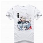 เสื้อยืด Inuyasha [ขาว]