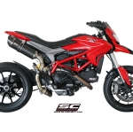 SC Project Ducati Oval High Position for Hypermotard 821