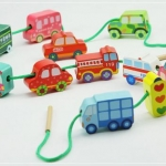 Traffic Beads ชุดรถฝึกรอยเชือก