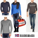 Napapijri Sanna & Sapriol Long Sleeve T-Shirt
