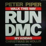 Run DMC - Peter Piper / Walk This Way / My Adidas / Christmas In Hollis
