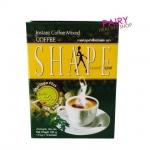 กาแฟคอฟฟี่ เชฟ ผสมมะรุม Coffee Shape 1 กล่องๆละ 150 บาท