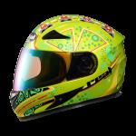 หมวกกันน๊อค Real Hornet GP Racer สีเขียว