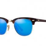 RayBan RB3016 114517 | CLUBMASTER FLASH LENSES 49mm