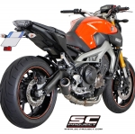 SC Project Yamaha MT-09 CRT