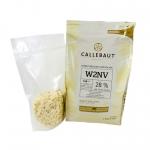 Callebaut white choc 28% 500g