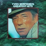 Yves Montand - Greatest Hits
