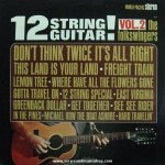The Folkswingers - 12 String Guitar! Vol.2