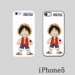 พร้อมส่ง เคส ลูฟี่ วันพีช iPhone5 / 5s