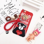 Preorder Case Iphone 6/6s/6plus Kumamon
