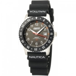 Nautica Men's N06511 Resin Round Analog Watch