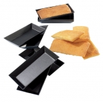 Matfer Petit fours mould plain rectangle 4.9*2.6*1 cm (332526)