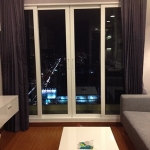 ให้เช่าคอนโดมิเนียม Diamond Sukhumvith condo 2 ห้องนอน ชั้น 28 ขนาด 50 ตร.ม.ราคา 32000 บาทต่อเดือน
