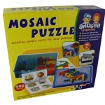 Mosaic Puzzle 490 pieces ตัวต่อโมเสค 490 ชิ้น