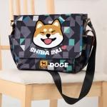 Preorder กระเป๋าสะพายข้าง ชิบะ อินุ SHIBA INU ver 9