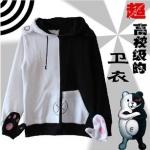 PREORDER เสื้อกันหนาวมีฮูู้ด Monokuma