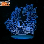 Preorder โคมไฟ 3 D One Piece