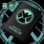 Preorder กระเป๋าสตางค์ กัปตันอเมริกา[PU] แบบ 3