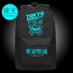 Preorder กระเป๋าเป้ Tokyo ghoul ver1 เรืองแสง
