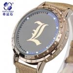Preorder นาฬิกา Led ระบบจอสัมผัส Death Note L 2015 ver 1