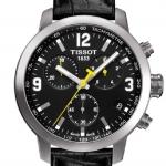 TISSOT T055.417.16.057.00 PRC 200 QUARTZ CHRONOGRAPH GENT