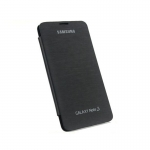 Samsung Case Sansung Note S view cover -Black
