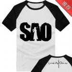 Preorder เสื้อยืด SAO Swort art online 09