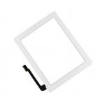 อะไหล่ไอแพด ทัชสกรีน New iPad 4 Ratina (สีขาว) แบบชุด