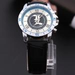 Preorder นาฬิกาสายหนัง L เดธโน๊ต Death Note [กันน้ำ]