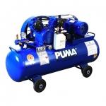 ปั๊มลมพูม่า PUMA รุ่น PP-22 /380 Volt (2 แรงม้า ถัง 148 ลิตร)