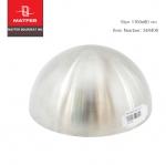 Matfer Half Sphere Mold Stainless Steel 160x80 mm (340406)