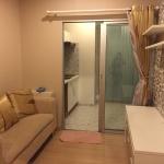 ขายห้องพักคอนโด Centric Scene Ratchavipha เซ็นทริค ซีน รัชวิภา 1 ห้องนอน ชั้น 8 ตึก A