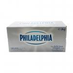 ฟิลาเดลเฟีย ครีมชีส (Philadelphia Cream Cheese) 2000 g