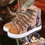 Preorder รองเท้า Attack on titan ไททัน