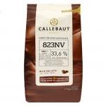 Callebaut Milk choc 33.6% 2.5 kg