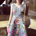 DG Style Dinner Dress by Seoul Secret