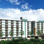 ให้เช่าคอนโด Regent22 sukhumwit85 ราคา 9000 / เดือน ห้องสตูดิโอ ห้องใหม่ พื้นที่ 31 ตรม ชั้น 7 วิวสวน