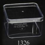 กล่องสี่เหลี่ยมสูง สีสภาพวัตถุดิบ 1326
