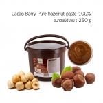Cacao Barry Pure hazelnut paste 100% 250 g